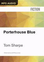 Porterhouse Blue - by Tom Sharpe - MP3CD - Unabridged Audiobook