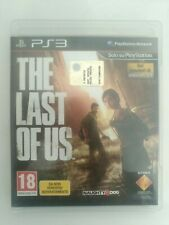 Ps3 The Last of Us ITA PlayStation3 Manuale Completo COME NUOVO