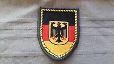 Bundeswehr Verbandsabzeichen Cyber und Informationsraum CIR gewebt