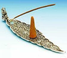 Ganesh Elephant Incense Burner Holder for Cones & Sticks & FREE SHIPPING altar