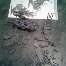 Warhammer Age of Sigmar Death Coven Throne/ Mortis Engine