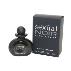 Sexual Noir Eau De Toilette Spray 4.2 Oz / 125 Ml