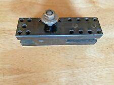 Aloris Axa 9 Mult Ipurpose 2 Sided Boring Lh Amp Rh Turning Facing Tool Holder