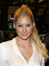 Anna Kournikova Posing White Shirt 8x10 Photo Print