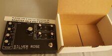 Devi Ever Silver Rose Original version fuzz effect pedal