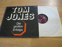 LP Tom Jones Die großen Erfolge Delilah Vinyl Schallplatte AMIGA DDR 8 55 739