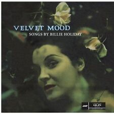Billie Holiday - Velvet Mood LP (plus 1 Bonus Track) Limited Edition 180g Vinyl
