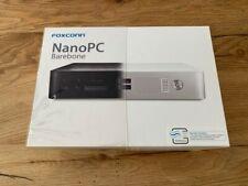 NanoPC Barebone System AT-5570 Silver - AMD C70 APU 1.0GHz DDR3 USB3.0 A&V&GbE