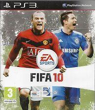 FIFA 10 voor Playstation 3 PS3 - met doosje en handleiding