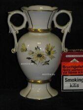 +# A004373_16 Goebel Archiv Muster Vase Vason mit Motiv Blumen, gold VV4