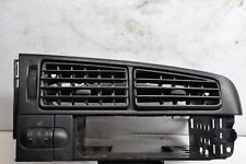 Volkswagen Jetta Golf GTI MK3 Cabrio Center Dash Air Vents Radio Trim Complete