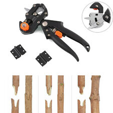 Garden Nursery Fruit Tree Grafting Shears Pruning Pruner Knife Cutting Tools US