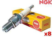 NGK Spark Plug FOR Volvo V40 95-99 2.0 (VW) Wagon BKR6ETUC x8
