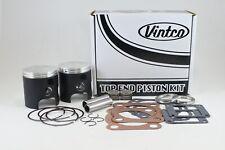 Yamaha RD400 1976-78 Top End Piston Kit 65.5mm 1.5mm Over