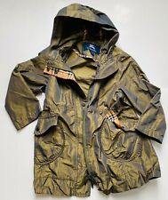 Burberry girl coat size 4
