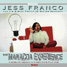 THE MANACOA EXPERIENCE CD JESS FRANCO SOLD OUT