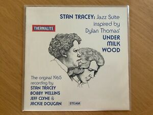 Stan Tracey – Jazz Suite (Dylan Thomas Under Milk Wood) RARE Signed STEAM TAA271