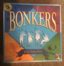 Bonkers Board Game Fun Family Party Game NIB New