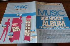 MADONNA - Plan média / Press kit !!! MUSIC !!!