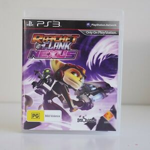 Ratchet and Clank: Nexus PS3 AUS PAL COMPLETE GAME