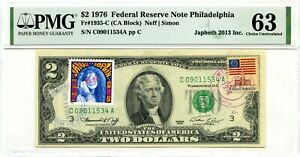 $2 DOLLARS 1976 FIRST DAY STAMP CANCEL JANIS JOPLIN MUSIC ICONS VALUE $3000