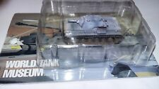 Takara 1/144 World Tank Museum 2 Russian KV-1A Tank. In winter wash. (#20)