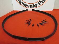 Dodge Challenger Front Hood Bumper Weatherstrip Seal And Rivets NEW OEM MOPAR