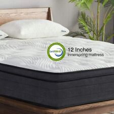 Sweetnight King Mattress in a Box - 12 Inch