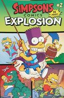 Simpsons Comics - Explosion Vol.2