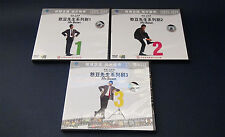 Philips CDI / CD-i / Video CD - 6 VCDs - Mister Bean - Complete Collection