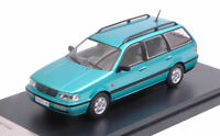 Volkswagen VW Passat Break 1993 Green 1:43 Model PREMIUMX