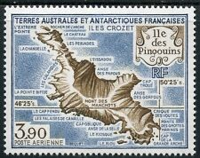 TIMBRE T.A.A.F. TERRES AUSTRALES NEUF PA N° 100 ** ILE DES PINGUOINS