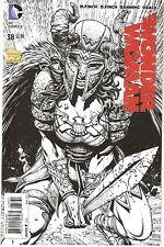 Wonder Woman (2011) #38 David Finch 1:50 Black & White