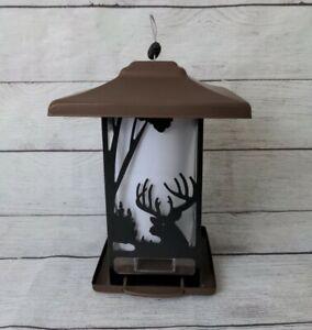 Perky Pet Wilderness Lantern Hanging Bird Feeder - 2 Lb. Capacity