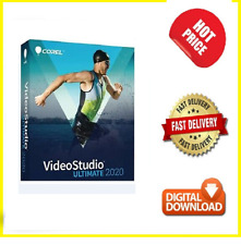 Corel VideoStudio Ultimate 2020 ✅Latest Version Lifetime Activation✅ For windows