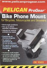 Bike / Motorcycle Handlebar Mount For Cell Phone (Black)