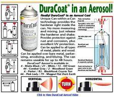 Duracoat UV Firearm Finish - Aerosol Can Only - #211 Burnt Orange - Gun Paint