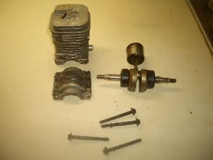 POULAN 2150PR PREDATOR CHAINSAW Short Block - Cylinder Head, Crankshaft, Piston