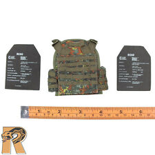 Kommando Spezialkrafte - Body Armor w/ Plates - 1/6 Scale Soldier Story Figures