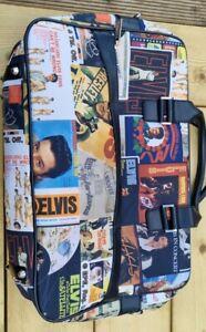 Elvis Presley Travel Bag