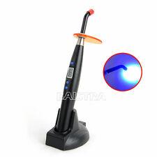 1PC Dental LED Curing Light Lamp Plastic Handle Light Intensity Black Color IT