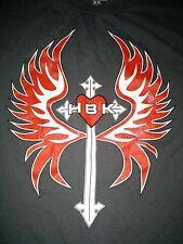 HBK Shawn Michaels WWE T-Shirt 3XL Rise Above XXXL WWF gray