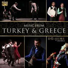 Du-sems Ensemble - Music From Turkey & Greece NEW CD