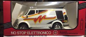REEL TOYS ELETTRICO RADIOCOMANDATO CAMIONCINO TRUCK VINTAGE NEW!!!!