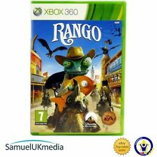 Rango (Xbox 360) **IN A BRAND NEW CASE!**