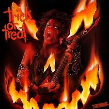 Fastway - Trick Or Treat Ozzy Vinyl LP Cover Sticker or Magnet