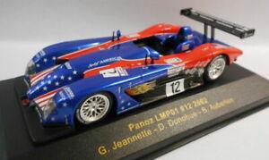 Ixo 1/43 Scale - LMM042 PANOS LMP01 EVO #12 2002