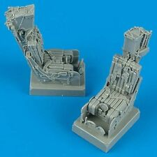 Quickboost 1/32  F-14A Ejection Seats withj Safety Belts for Tamiya & Trumpeter