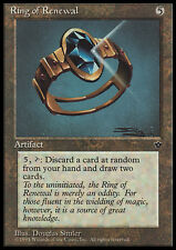 MTG RING OF RENEWAL -  - FE - MAGIC