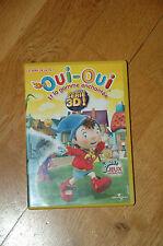 dvd OUI-OUI ET LA GOMME ENCHANTEE ( nouvelle serie 3d)